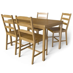 Jokkmokk Table by Cad And Bim Object Jokkmokk Table Light Brown