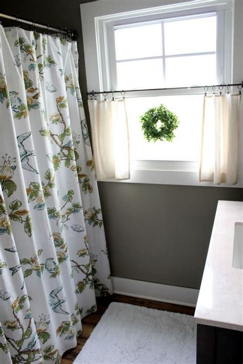 bathroom curtains amazon
