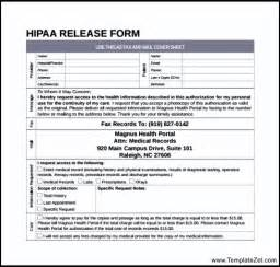 hipaa release form template simple hipaa release form templatezet