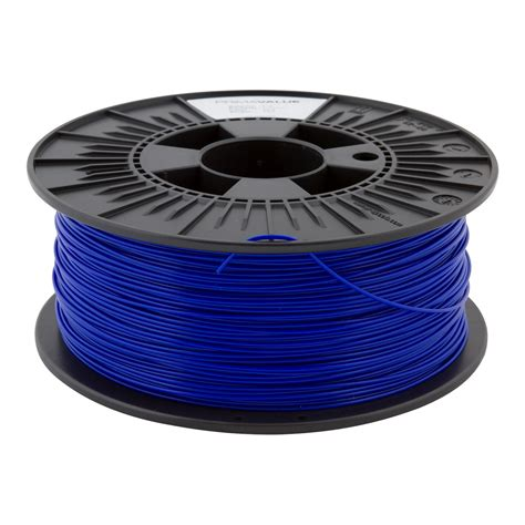 High Flow Pla 1 75mm 3d Printer Filament 1 primavalue pla filament 1 75mm 1 kg spool blue filaments