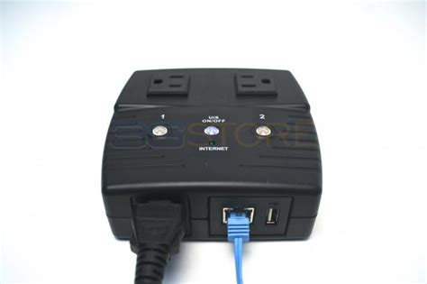 3gstore remote power switch 2 outlets home automation