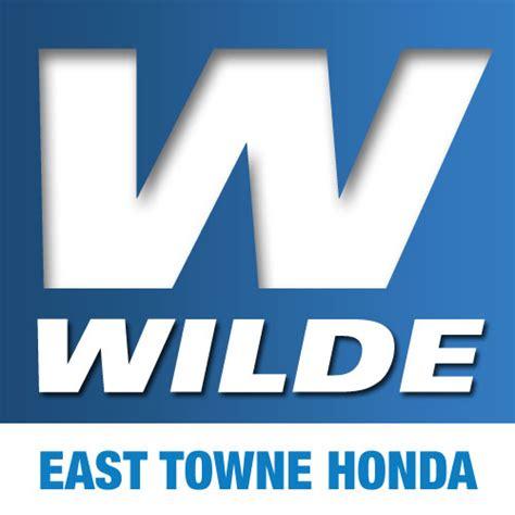 wilde east towne honda wilde east towne honda in wi 608 242 5