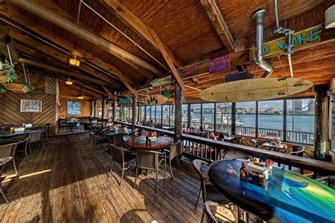 Grills Tiki Bar Port Canaveral Grills Seafood Deck Tiki Bar