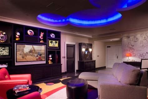 disneyland themed hotel 7 eye popping kid themed hotel rooms huffpost