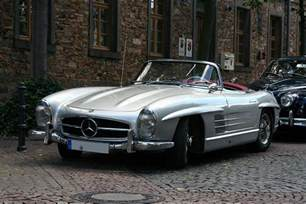 Mercedes Sl History Mercedes 300 Sl Roadster Technical Details History