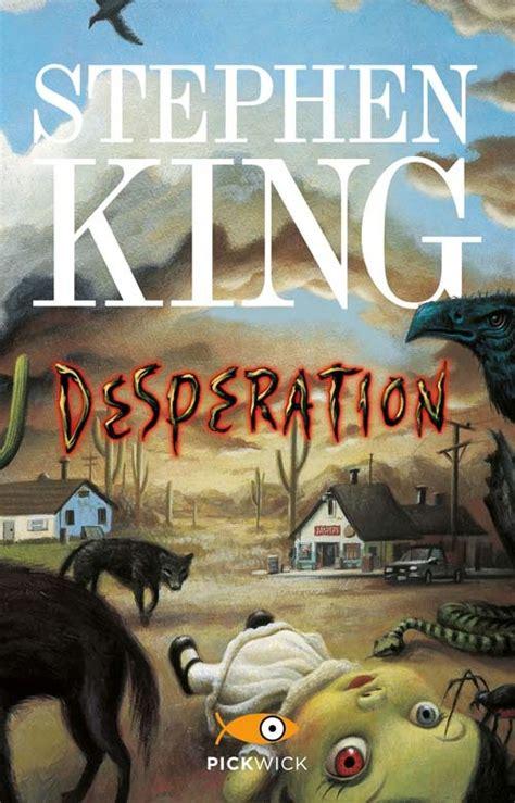 libro desperation libro desperation di s king lafeltrinelli