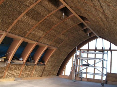 Building An Affordable House | designing and self building an affordable straw bale house