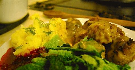 ultimate comfort food swedish meatballs with creamy gravy recipe ultimate