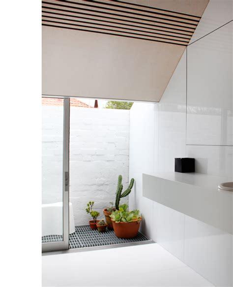 succulents in bathroom heidi dokulil and richard peters the design files australia s most popular design