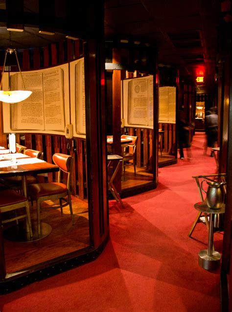 harry waugh dessert room berns steak house 11162011 harry waugh dessert room 2 thecoolist the modern design