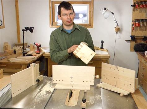 table  dovetail joint jig