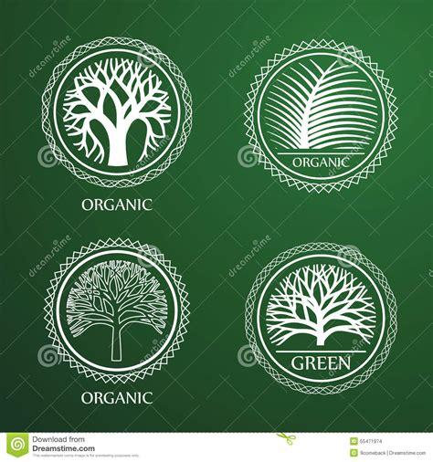 Tree Logo Stock Vector Image 55471974 Green Circle Tree Vector Logo Design Stock Vector 235140895