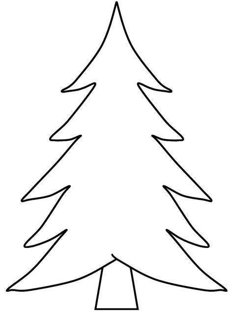 25 best ideas about christmas tree stencil on pinterest