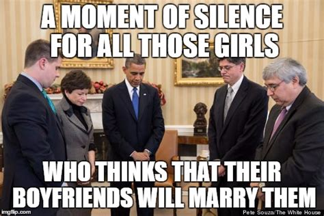 Moment Of Silence Meme - the silence imgflip