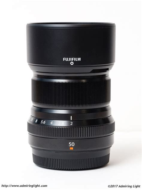 Fujifilm Xf 50mm F 2 R Wr Lens review fujifilm fujinon xf 50mm f 2 r wr admiring light