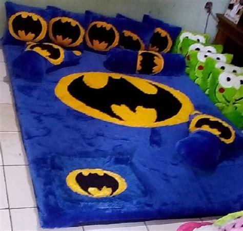 Karpet Karakter Batman karpet karakter batman bank souvenir