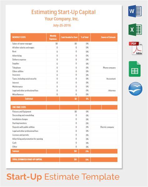 electrical business estimate form 23 blank estimate templates pdf doc excel odt free
