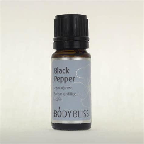 Pepper, Black   BODY BLISS Factory Direct