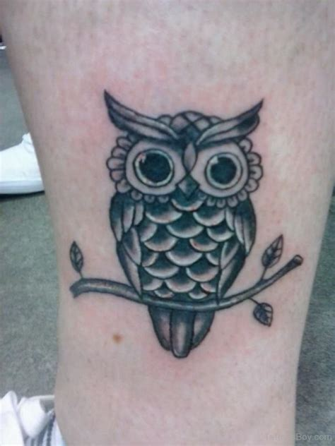 little owl tattoo bird tattoos designs pictures page 28