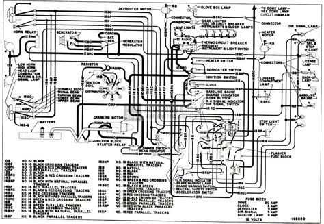 1953 buick wiring diagrams hometown buick