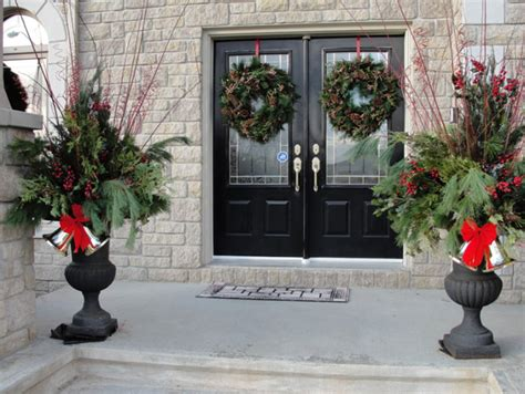 decorating front porch for christmas beautiful outdoor christmas porch decoration ideas