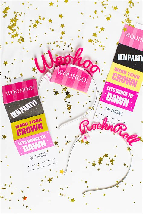 free printable hen party decorations unique hen party ideas bespoke bride wedding blog