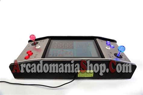 mini martini mini arcade cocktail arcadomania shop