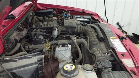 how do cars engines work 2002 ford ranger regenerative braking dp0099 2002 ford ranger 2 3l engine youtube