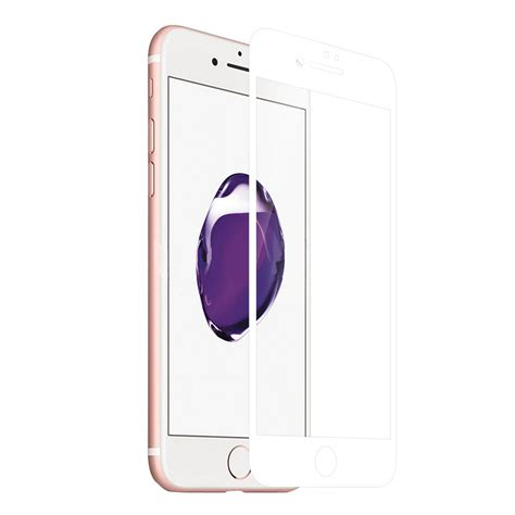 Iphone 7 Plus Tempered Warna Fiber zilla 3d protect tempered glass curved edge 9h for