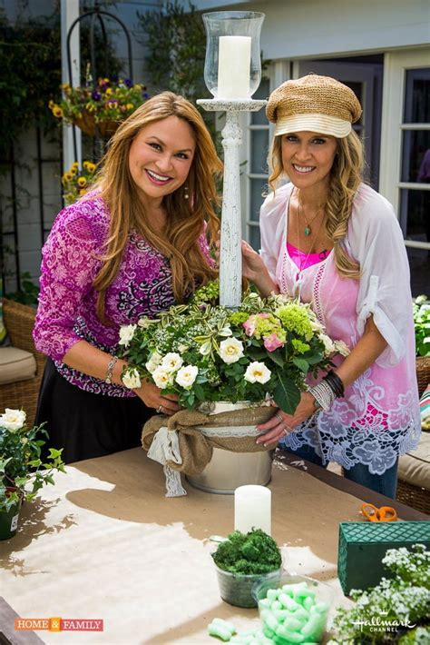 hallmark home and family show crafts