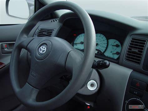 Toyota Corolla 2007 Wheel Size Image 2007 Toyota Corolla 4 Door Sedan Auto Le Natl