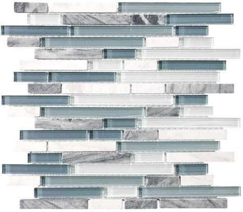 buy anatolia bliss linear waterfall mosaic homedecoraz com