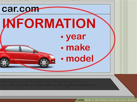 Get Auto Insurance by How To Get Auto Insurance Quotes 6 Steps With