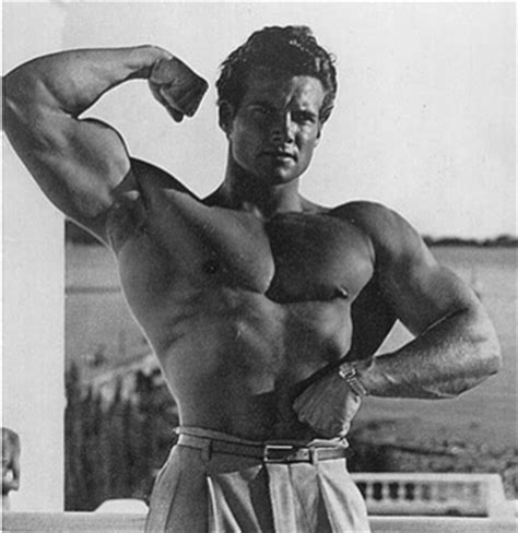 steve reeves bench press how to know if you have good genetics for bodybuilding