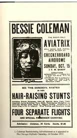 biography in spanish of bessie coleman laguardia airport history bessie coleman the first