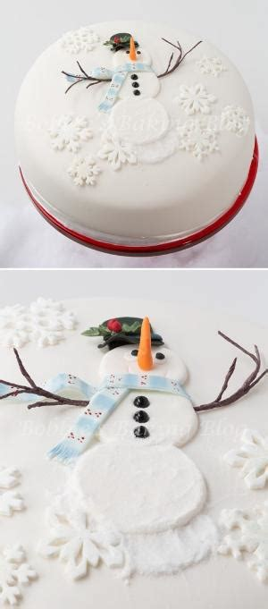 christmas decoration step by step tutrials billowing cake how to 1 tutorial by cakesstepbystep