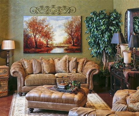 Tuscan Living Room Furniture by Rayna Sofa Hemispheres Hemispheres More