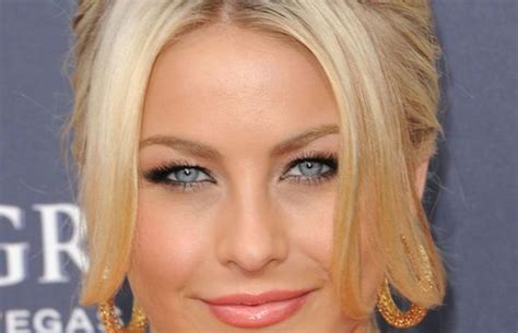 julianne hough face shape the best and worst bangs for inverted triangle faces