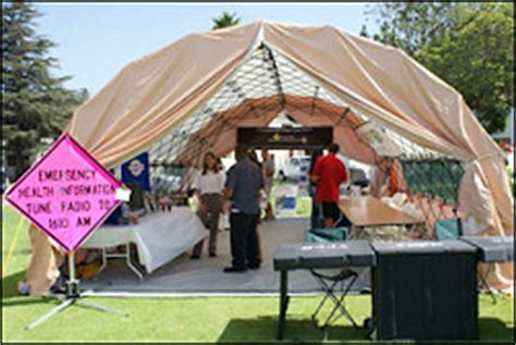 Show Tent Second Kandang Portable study ventura county health department california