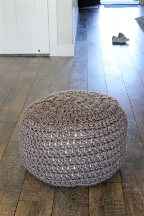 Floor Cushion Pattern by Crocheted Floor Cushions Free Pattern Tutorial