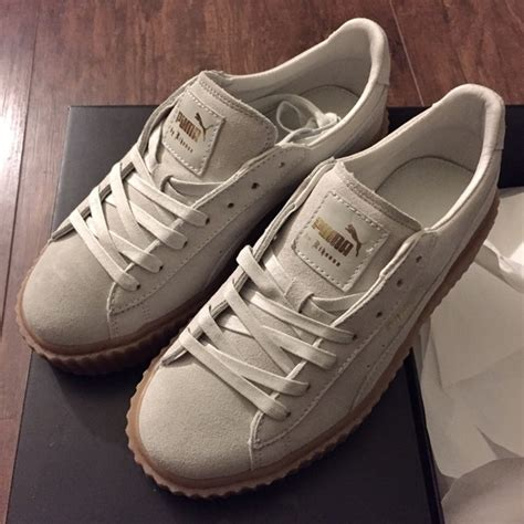 shoes by rihanna sold by rihanna creepers oatmeal sz 7 5 from
