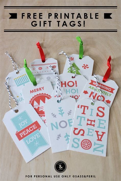 free personalized santa gift tags search results