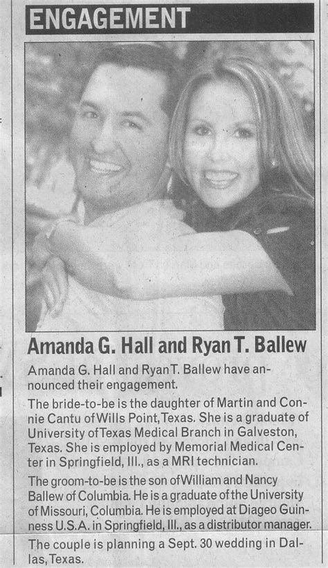 Wedding Announcement Exles For Newspaper by Wedding Announcements Wording For Newspaper Smart Designs