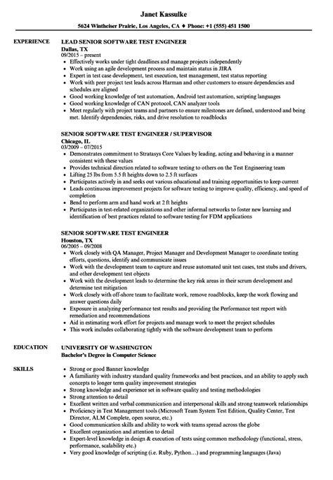 software qa resume samples samuelbackman com