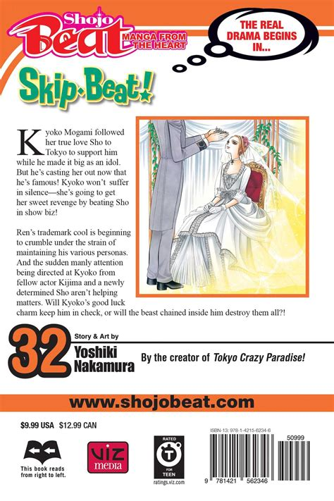 Jual Komik Skip Beat Vol 1 skip beat vol 32 book by yoshiki nakamura official publisher page simon schuster