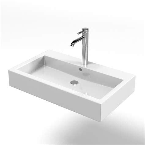 duravit vero bathroom sink 3d model duravit vero washbasin