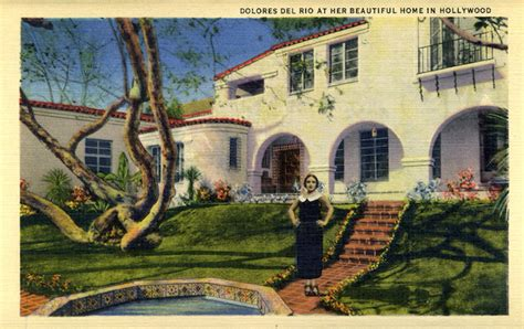homes of the stars eye for design decorate spanish colonial quot old hollywood