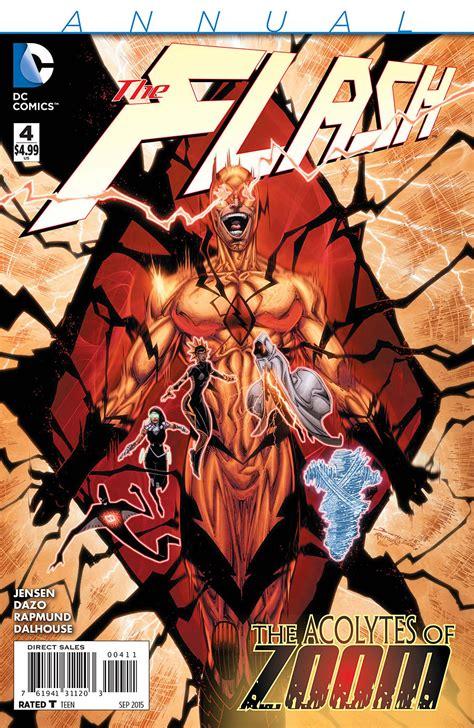 the flash vol 4 running scared rebirth flash annual vol 4 4 dc database fandom powered by wikia