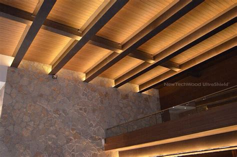 Composite Wood Ceiling by 2016 3 15 16 New Delhi India India Kitchen Congress