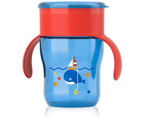 Avent Spout Cup 18m Penguin Sippy Pingu 340ml cup scf782 15 avent